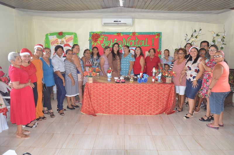 Jacundá: Confraternização SCFV