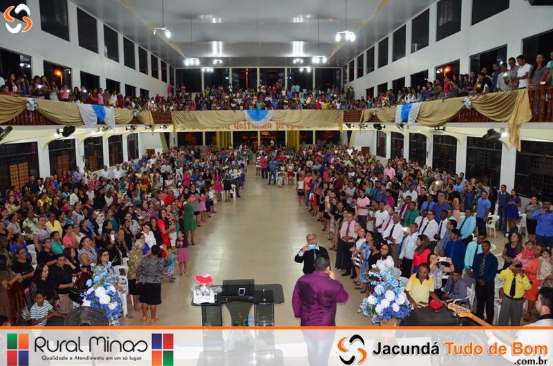 Banda Som e Louvor em Jacundá