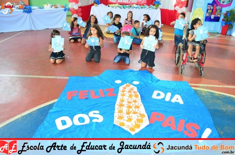 Escola Arte de Educar de Jacundá - Homenagem aos Pais 2016