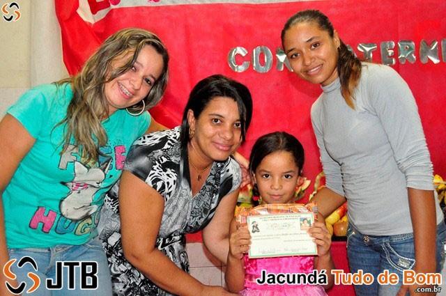 Confraternização da escola Tancredo Neves -2012