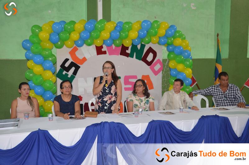 Projeto Escrevendo Nossa História Jacundá - Formatura