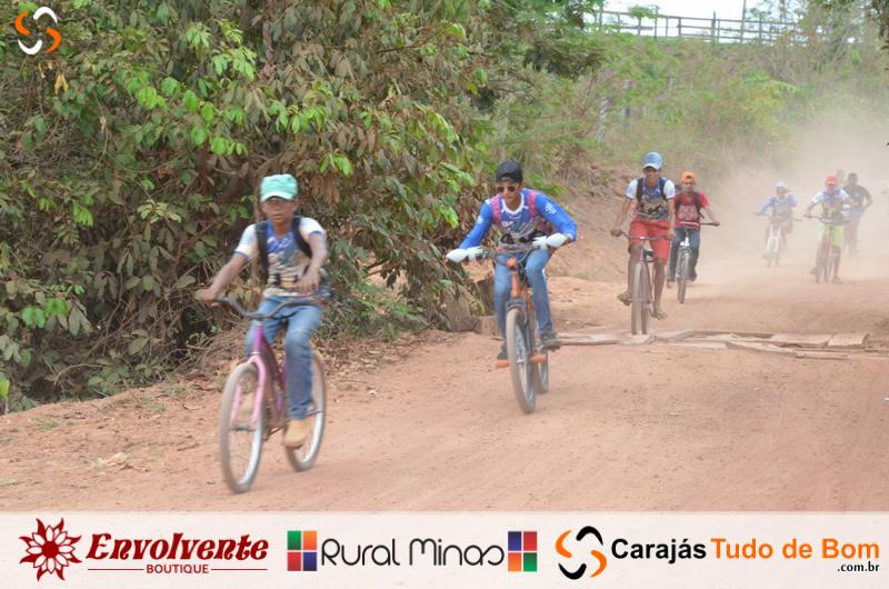 8ª Trilha Bike Poeira - Largada