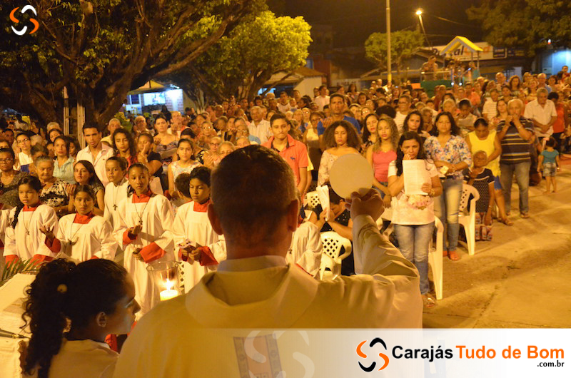 Procissão de Corpus Christi 2018