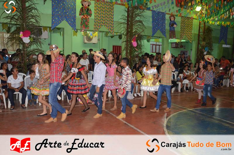XIV Arraiarte da Escola Arte de Educar de Jacundá - 2ª Noite
