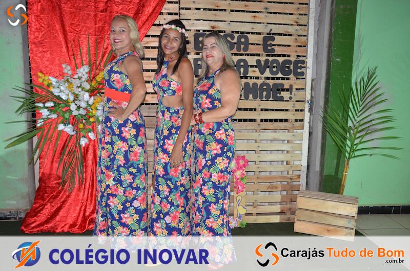 Homenagem as Mães - Colégio Inovar de Jacundá - 2018