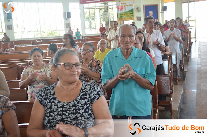 Missa da Saúde em Jacundá - 25/08/2018