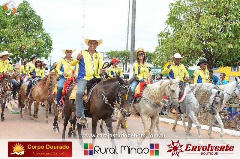 10ª Cavalgada do SINRURAL