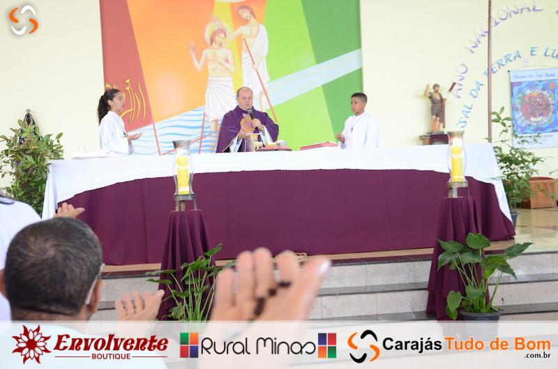 Pe. Claudio: Missa em ação de graças pelos 10 anos em Jacundá