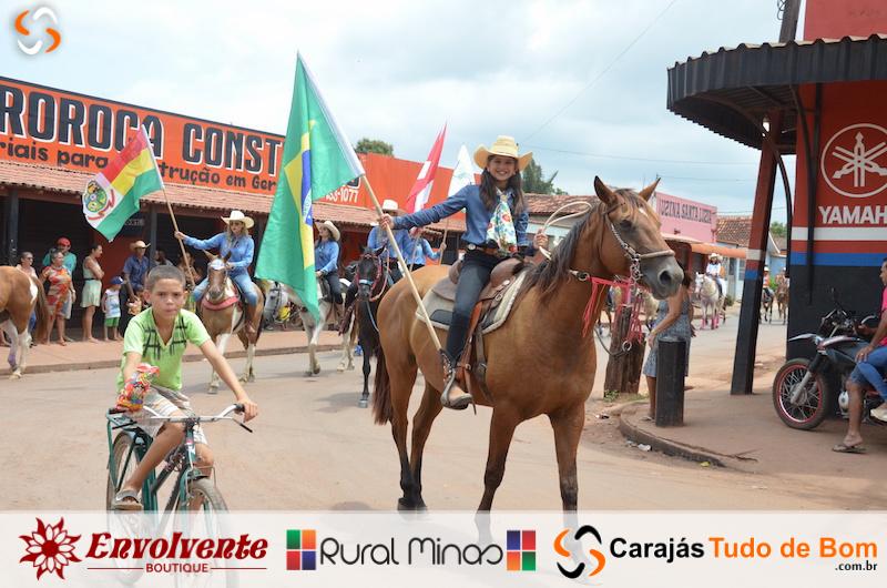 Jacundá: 11ª Cavalgada do SINRURAL