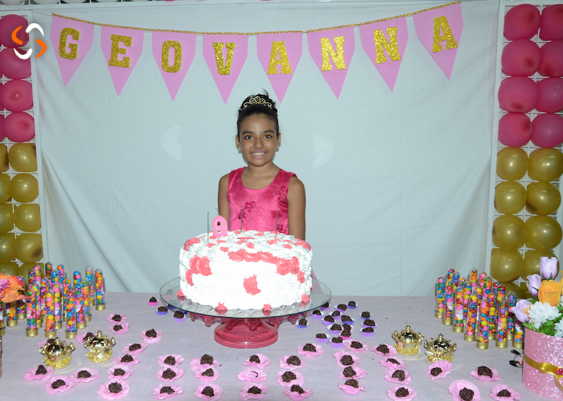 Niver - 9 Anos Geovanna Lima