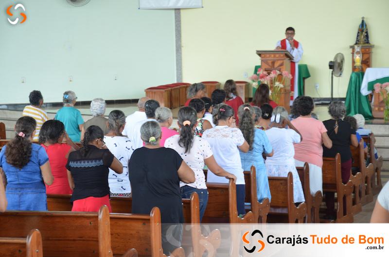 Missa da Saúde em Jacundá - 24/11/2018