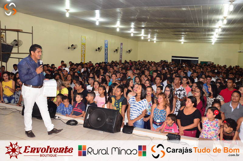 Banda Som e Louvor em Jacundá - Igreja Quadrangular