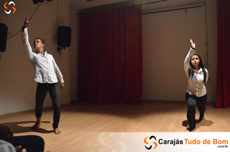 Oficina de Teatro, lembra história de Jacundá