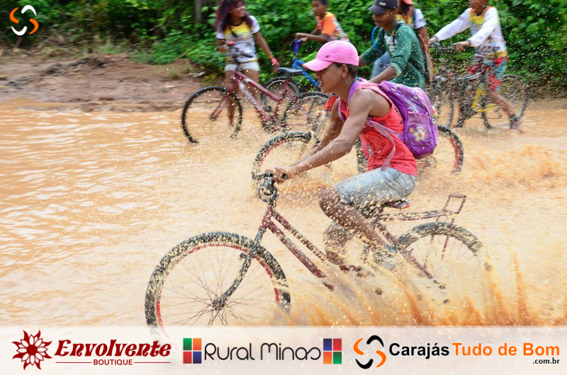 9ª Trilha Bike Lama - Largada