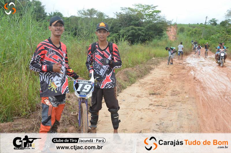 11ª Trilha Bike Lama - Largada