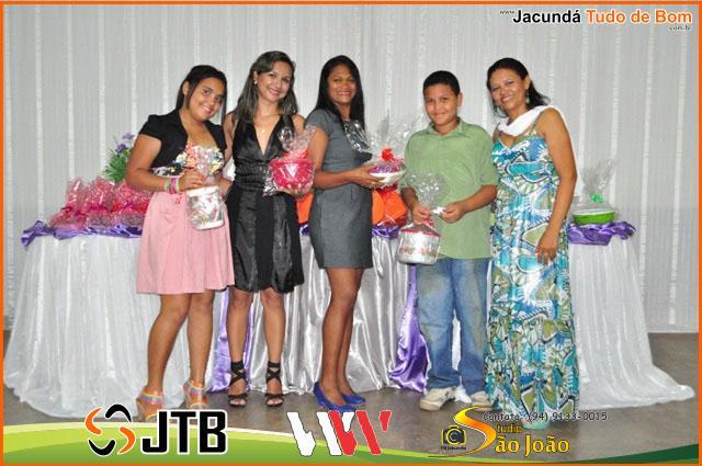 Tupperware - Confraternização Grupo Deus Conosco Exec.Valdivia
