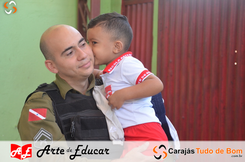 Escola Arte de Educar de Jacundá - Homenagem aos Pais 2019