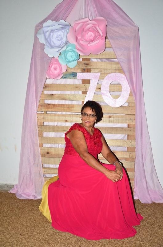 Niver - 70 Anos de Carmelita Lira de Jesus