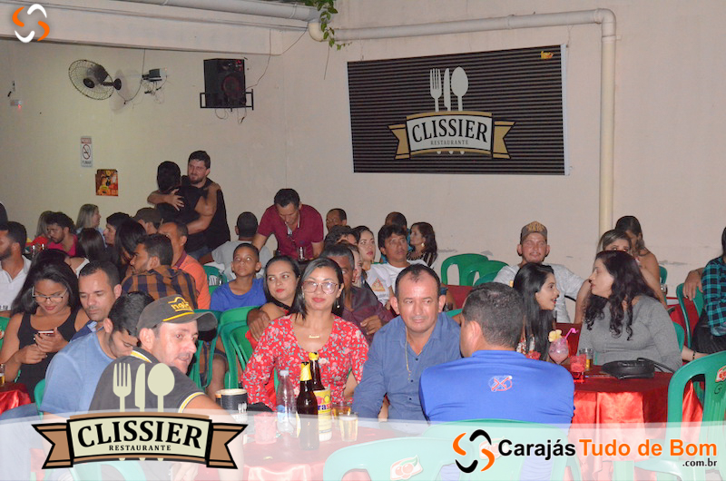 1º Baile dos Namorados - Clissier Restaurante