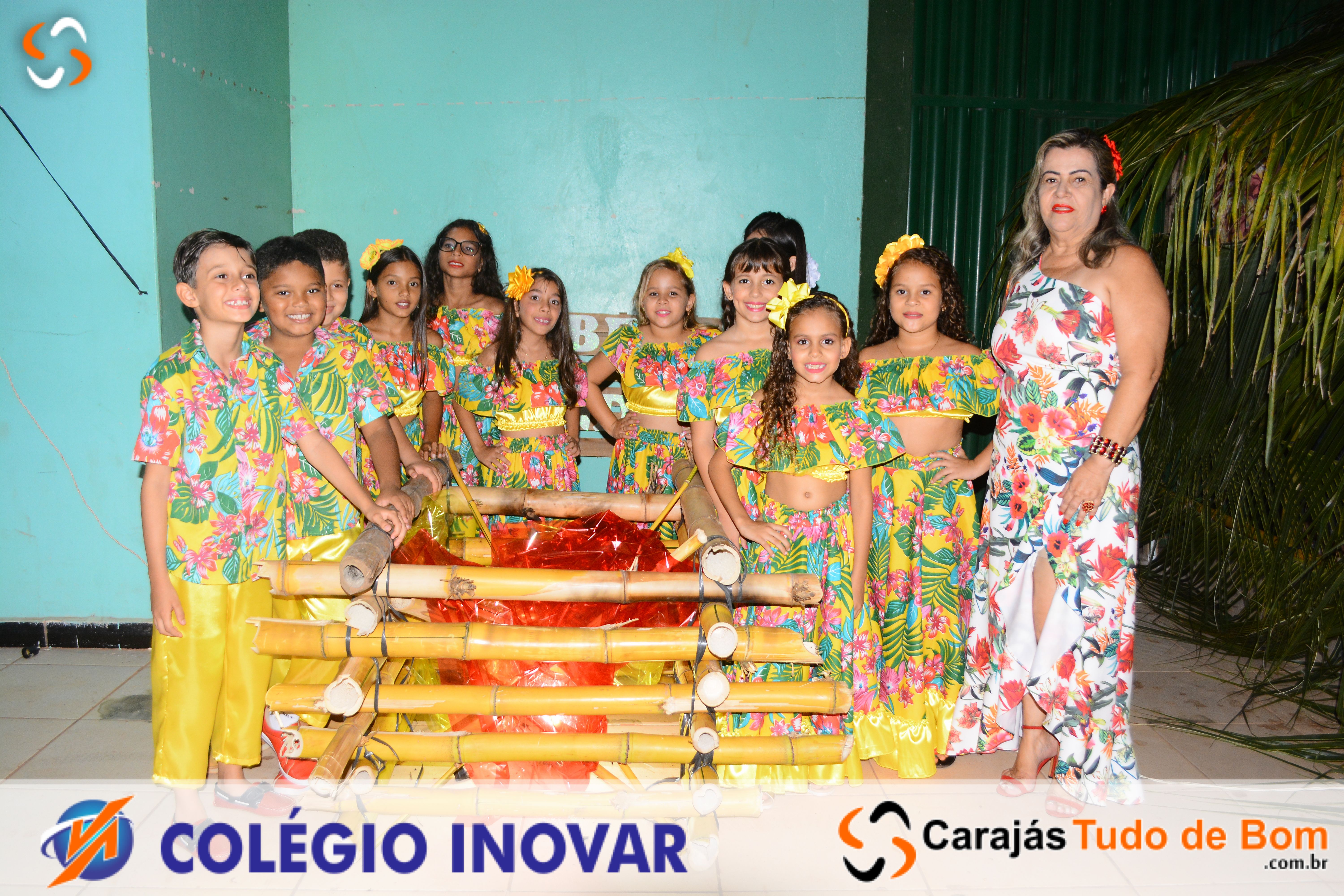 3º Arraiá do Colégio Inovar