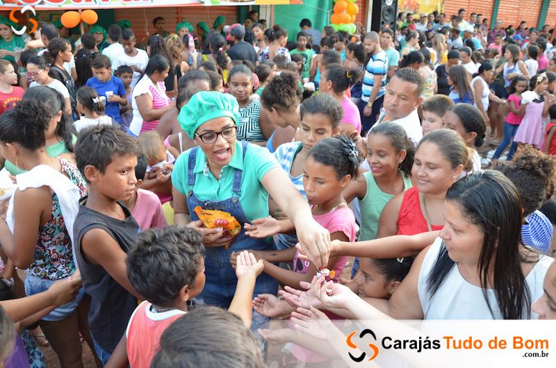 Homenagem Dia das Crianças -  Pinheiro Supermercado 2017