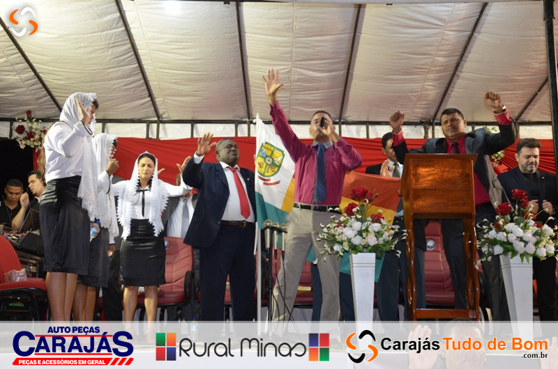 1ª Cruzada Evangelística Aviva Jacundá