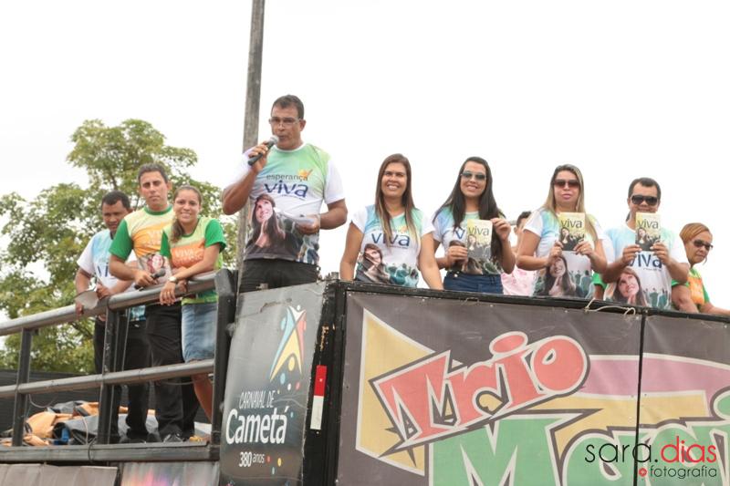Igreja Adventista 2016 - Mobilização Impacto Esperança em Jacundá