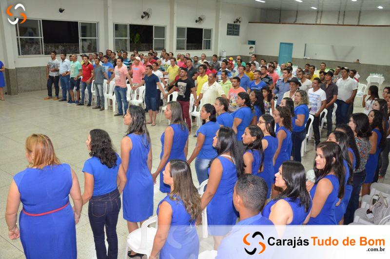 Homenagem aos Pais - Escola Jardim das Acácias 2017