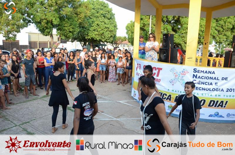 1ª SNTC Semana Nacional de Ciência e Tecnologia é realizado em Jacundá