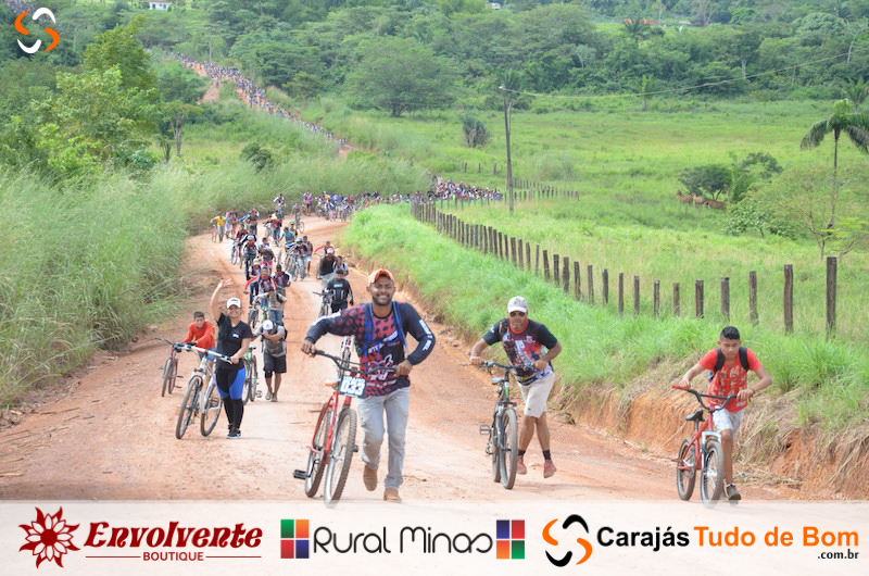 10ª Trilha Bike Lama - Largada