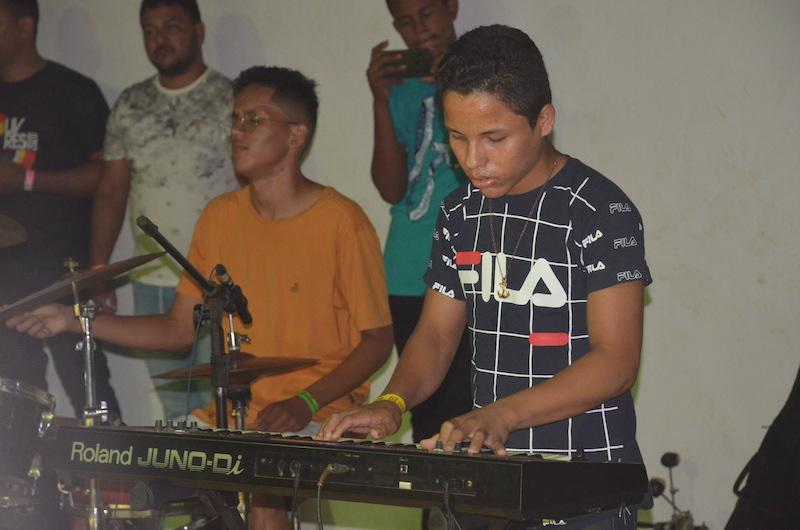 9ª Edição Madrugada jovem com Deus