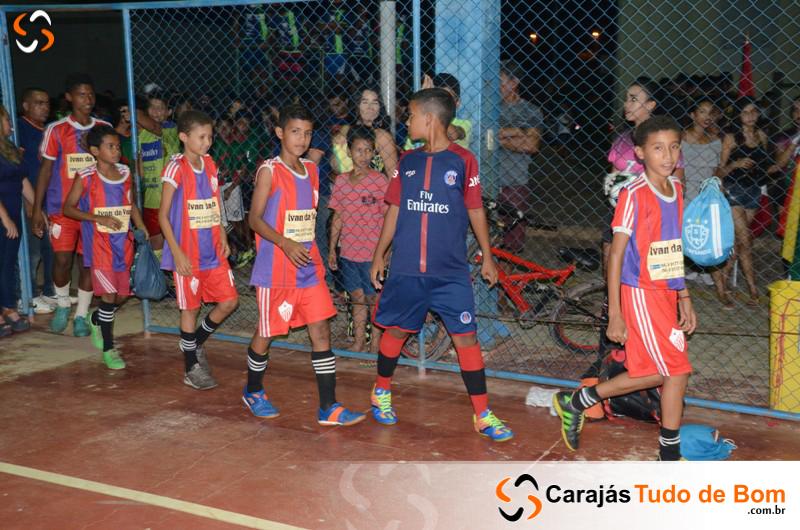 1º Campeonato de Futsal Beneficente de Jacundá