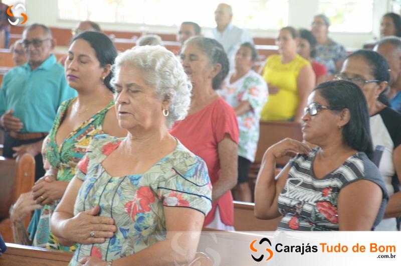 Missa da Saúde em Jacundá - 27/10/2018