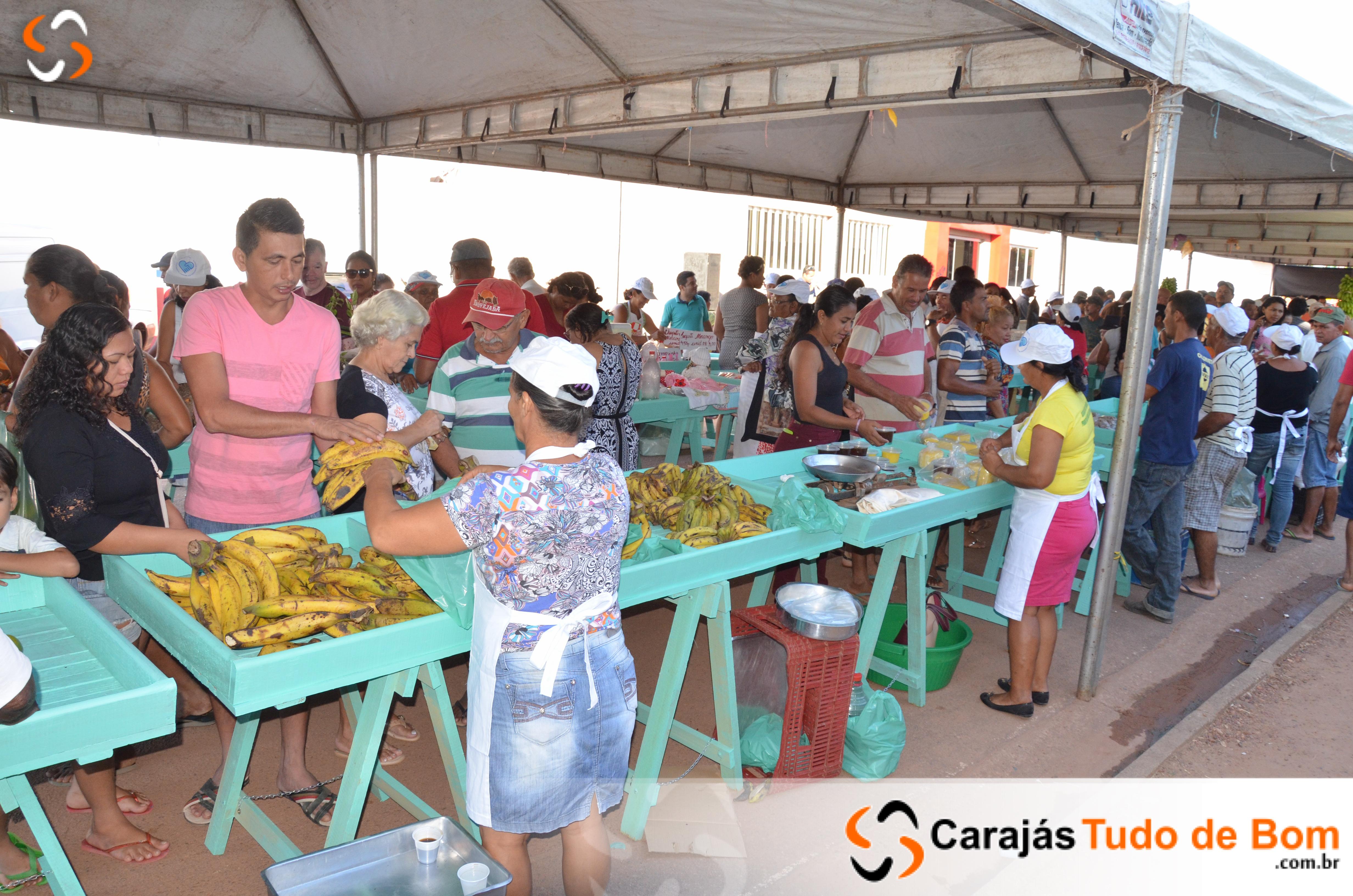 Feira Livre do Produtor Rural de Jacundá
