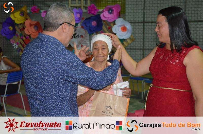 Homenagem as Mães 2018 - Escola Teotônio Apinagés