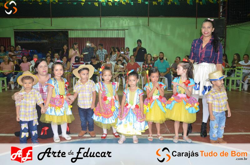 XV Arraiarte da Escola Arte de Educar de Jacundá - 1ª Noite