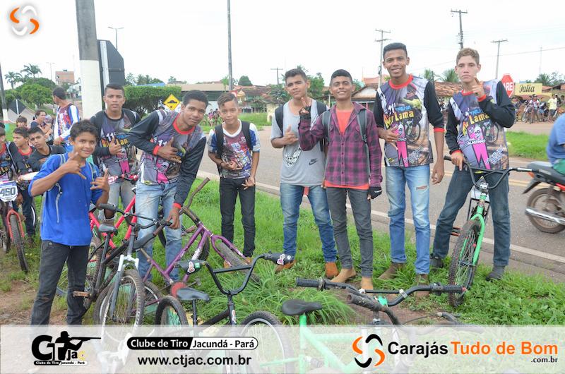 11ª Trilha Bike Lama - Concentração