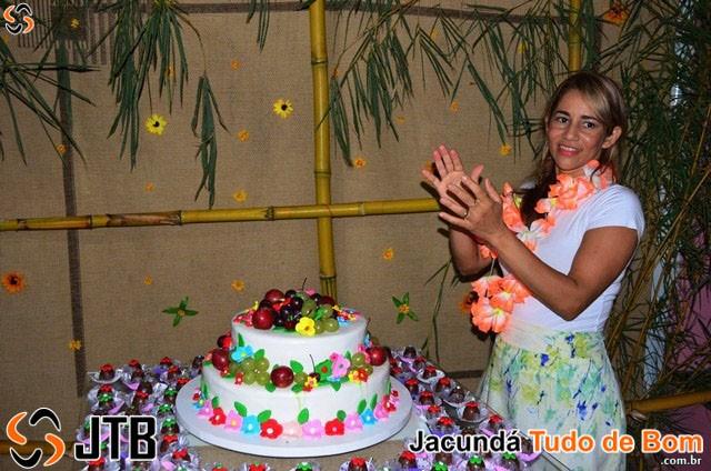 Niver Erlandia Pinheiro - Festa Havaiana