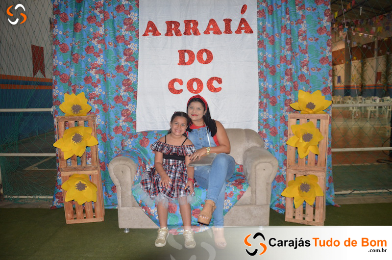 1º Arraiá do Coc