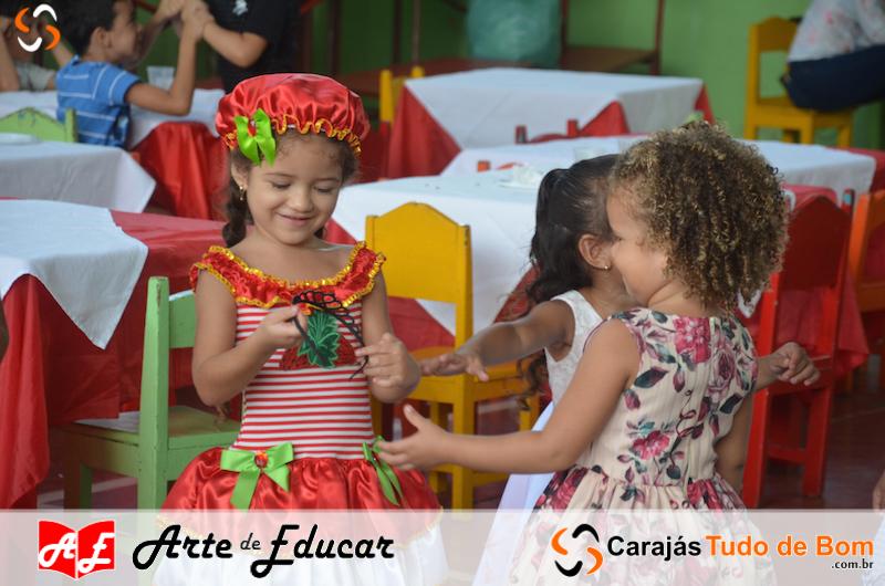 Escola Arte de Educar de Jacundá - Comemoração dia das crianças - 2019