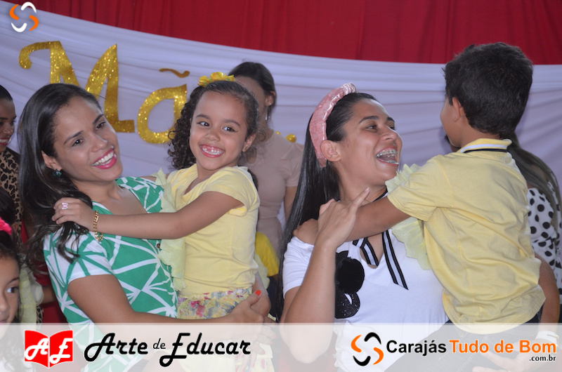 Escola Arte de Educar de Jacundá Comemora dia das Mães - 2019