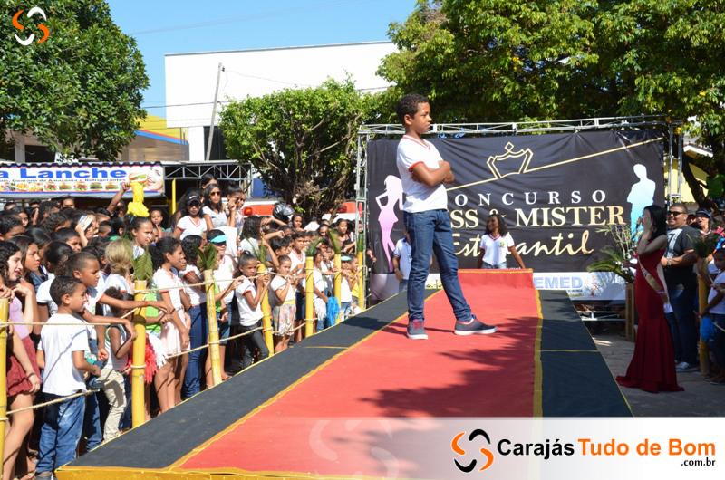 Concurso Miss e Mister Estudantil de Jacundá 2017