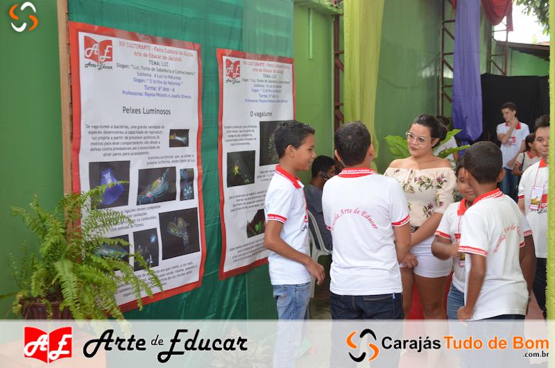 XIV Culturarte - Feira Cultural da Escola Arte de Educar - Exposições