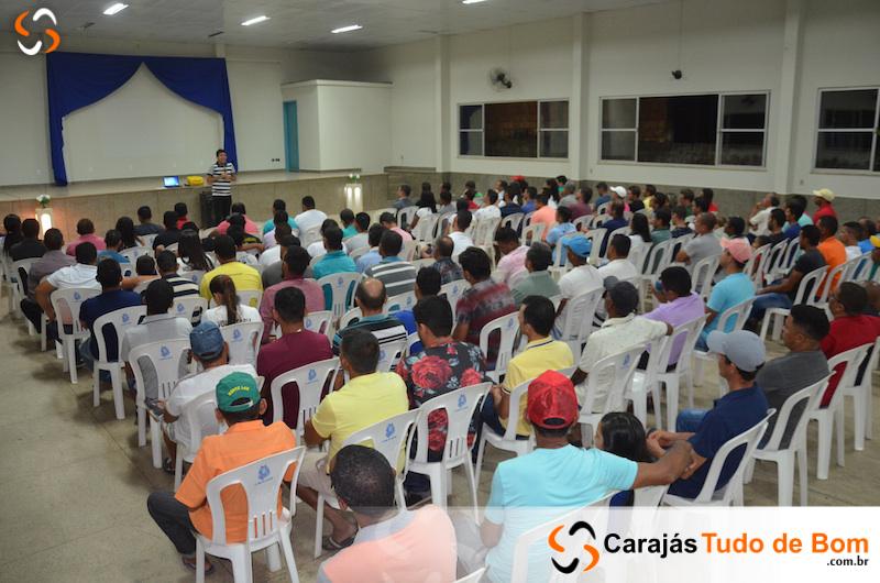 Homenagem aos Pais - Escola Jardim das Acácias 2018