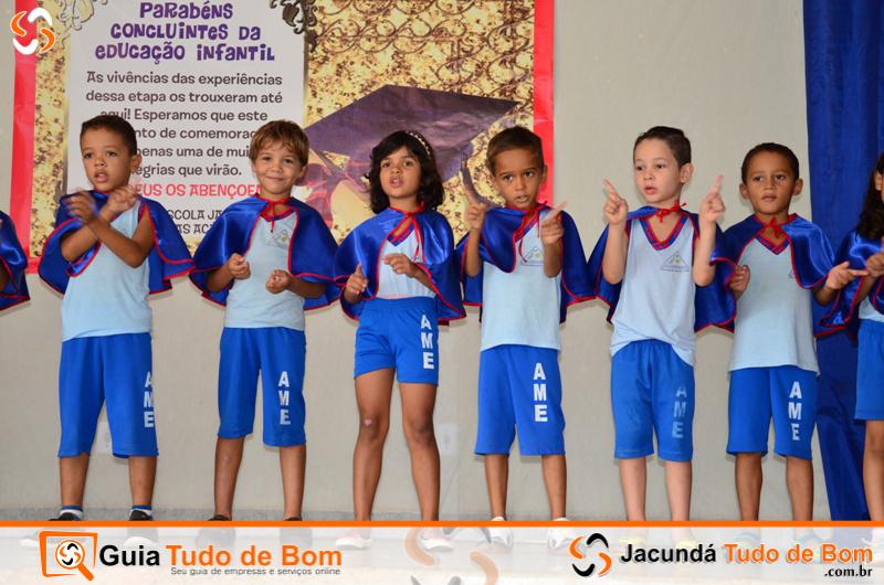 Certificação Pré-escolar Escola Jardim das Acácias