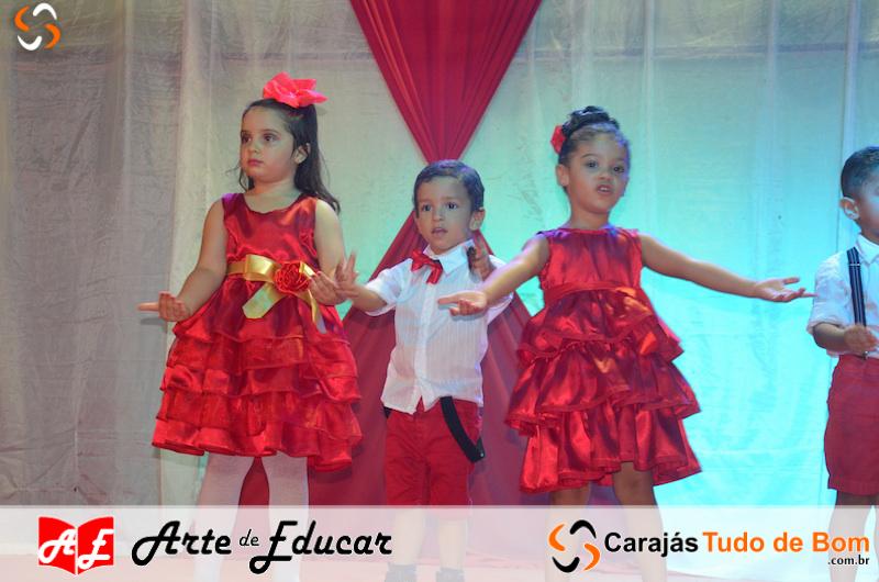 XV Culturarte - Feira Cultural da Escola Arte de Educar - Apresentação de palco