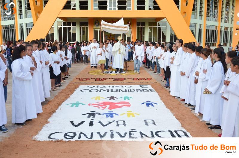 Corpus Christi 2017