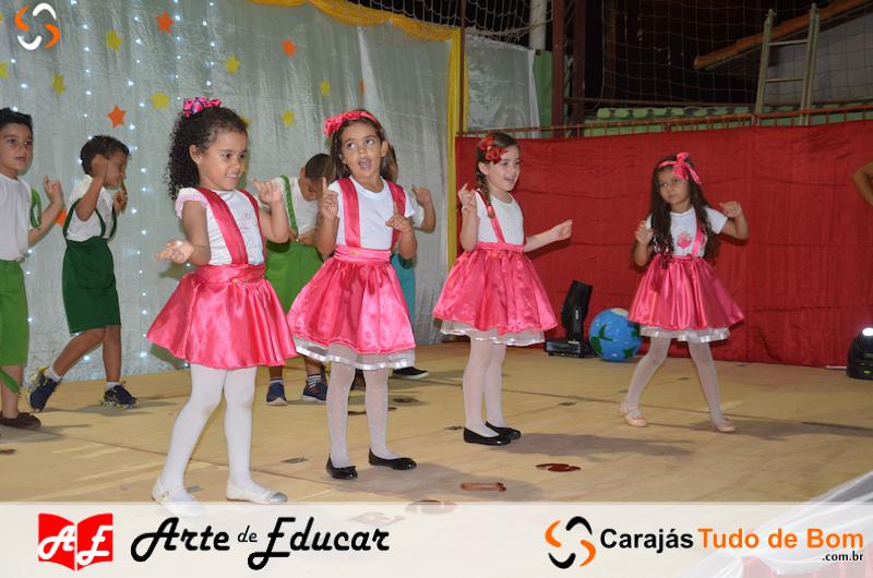 XIV Culturarte - Feira Cultural da Escola Arte de Educar - Apresentação de palco