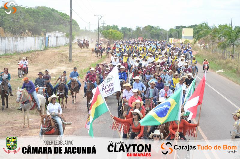 Jacundá: 12ª Cavalgada do SINRURAL