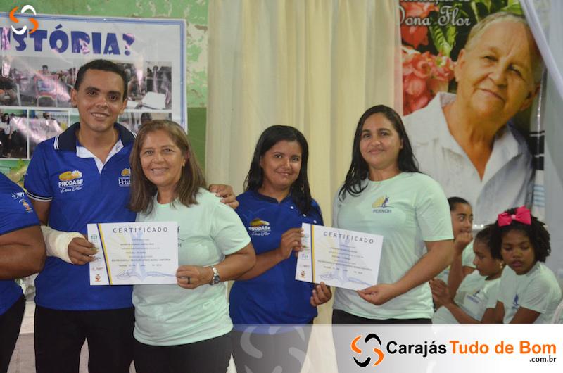 Jacundá: Projeto Escrevendo Nossa História Certifica turmas com mais de 200 alunos